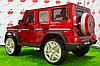 """Детский электромобиль Mercedes Brabus """"VIP"""" G65 AMG (Лицензия), красный, фото 2"""