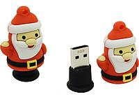 Флешка, Подарочный Smartbuy USB 8Gb Дед Мороз, USB накопитель