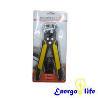 Автоматический съемник изоляции желтые ручки, ST 246