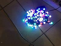 Новогодняя гирлянда в виде шариков 200 LED 6-2, фото 1