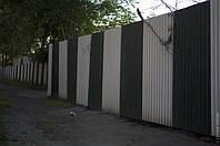 Заборы строительные