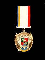 """Медаль """"90 років Миколаївській міліції"""""""