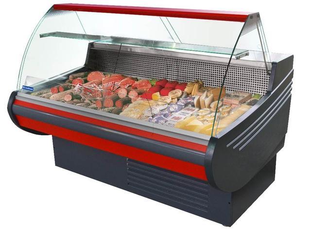 Холодильні вітрини «MUZA»