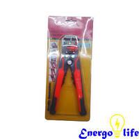 Автоматический съемник изоляции красные ручки, ST 246-1