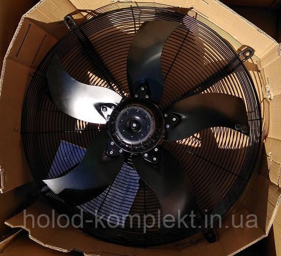Вентилятор Soler Palau HRT/4-350 BPN