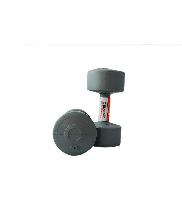 Гантели с пластиковым покрытием 2 шт. х 4кг LiveUp LS2003-4