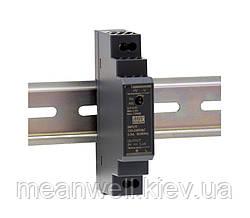 HDR-15-12 Блок питания на Din-рейку Mean Well 15вт, 12в, 1,25А