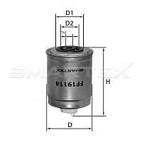 Фильтр топливный SMARTEX FF19114 (ST 792)