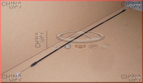 Трос замка двери передней R, Chery Tiggo [2.4, до 2010г.,MT], T11-6105260, Original parts