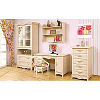 Детская комната мебель девочке Селина (вариант 4)