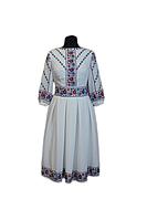 """Жіноче вишите плаття """"Веллін"""" (Женское вышитое платье """"Веллин"""") PO-0018"""
