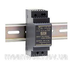 HDR-30-12 Блок питания на Din-рейку Mean Well 24вт, 12в, 2A