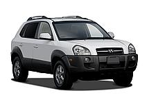 Лобове скло Hyundai Tucson Jeep 2004-2017