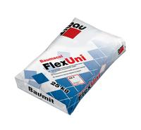 Клей эластичный для плитки Baumit FlexUni, 25 кг