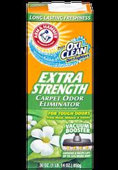 Arm&Hammer - дезодорант-порошок для чистки ковров 850г