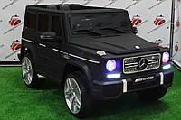"""Детский электромобиль Mercedes G 65 AMG """" VIP 2017"""" черный матовый"""