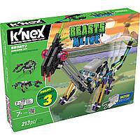 Конструктор Knex Робот Bronto на моторе 3 в 1, фото 1