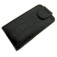 Чехол книжка CROCO Case Lenovo S920 crocodile Black