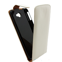 Чехол книжка CROCO Case Lenovo S920 crokodile White
