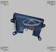 Защита ремня ГРМ, верхняя часть, 479Q, 481Q, Lifan 320 [Smily], E030100301, Aftermarket