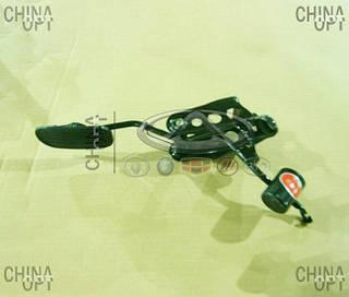 Педаль акселератора, в сборе, Geely MK Cross, 1014001609, Original parts