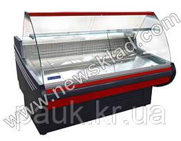Вітрина холодильна MUZA-1,5м