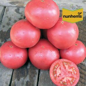 Семена томата Тарпан F1 (Nunhems) 1000 семян — ранний (98-105 дней), РОЗОВЫЙ, детерминантный, круглый, фото 2