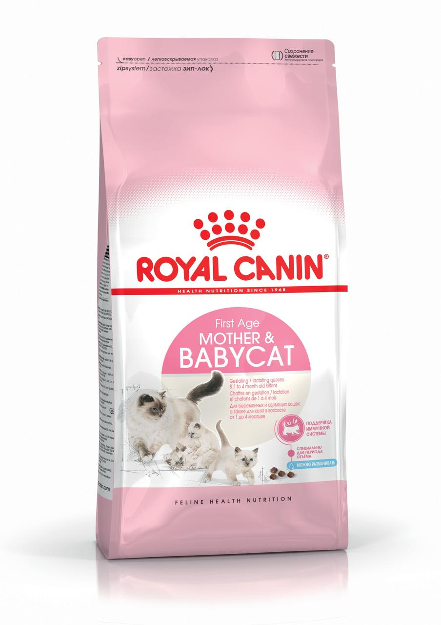 Сухой корм Royal Canin Mother&Babycat 400г