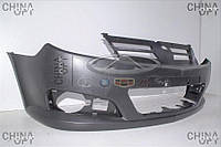 Бампер передний, Geely MK2 [1.5, с 2010г.], 1018006112-01, OEM