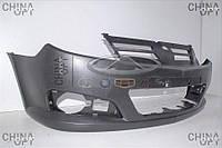 Бампер передний, Geely MK Cross, 1018006112-01, OEM