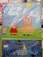 Детское постельное белье Бязь Гладь Tirotex - Свинка Пеппа