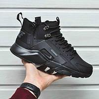 Мужские кроссовки Nike Huarache Acronym Concept черный цвет