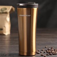 Термокружка Starbucks Smart Cup. Бронза, фото 1