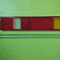 Стекло фонаря заднего ГАЗ 3302 (с белым узкимстеклом)