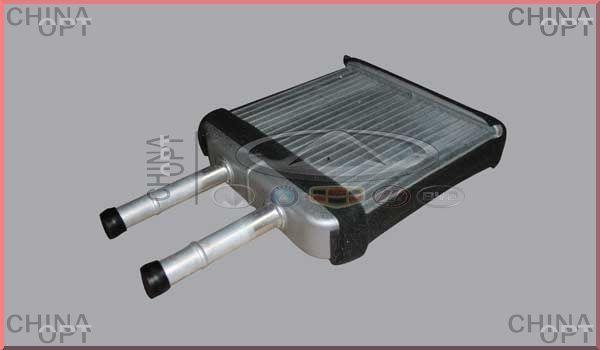 Радиатор печки / отопителя, Chery QQ [S11, 0.8], S11-8107310, Aftermarket