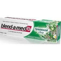 Зубная паста Бленд-а-мед 150мл Травяной сбор/Минерал+Целебные травы