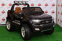 Детский электромобиль джип FORD RANGER 650 ( MP4) 2017, черный
