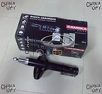 Амортизатор передний, левый / правый, газомасляный, Chery Elara [2.0], Kamoka