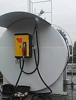 Блок-пункт АЗС для дизельного топлива 10м.куб. б/у