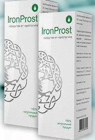 Iron Prost (Арон Прост) капли от простатита