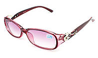 Vista: Женские очки оправа из пластика 380-c3 тон.