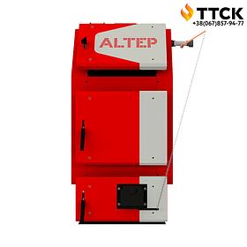 Универсальный твердотопливный котел Альтеп (Altep) Trio Uni (КТ-3ЕNM) мощностью 14 кВт