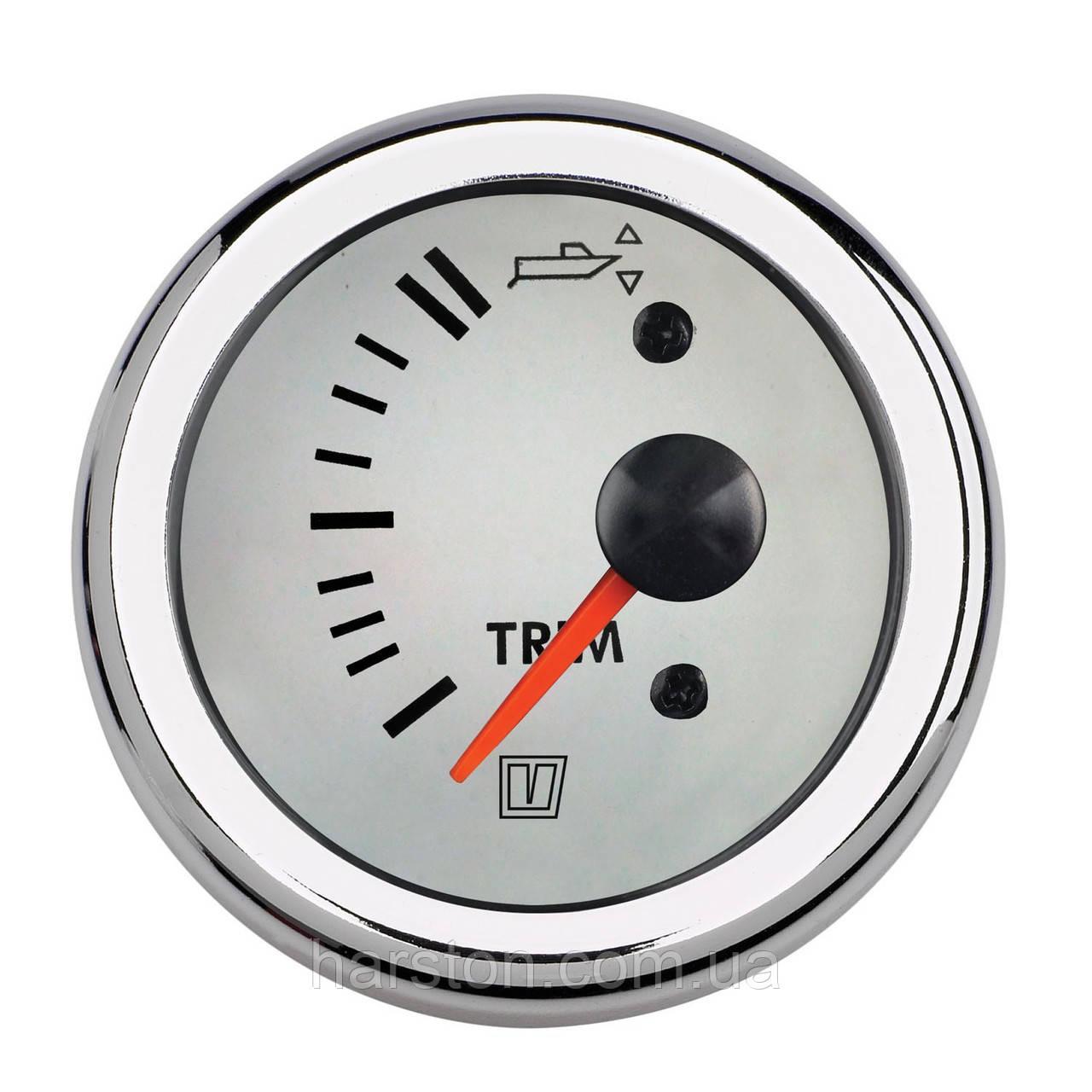 Индикатор трима VETUS TRIM12WL Белий