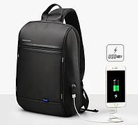 """Рюкзак для ноутбука на одно плечо Kingsons KS3165W, 13.3"""", черный"""