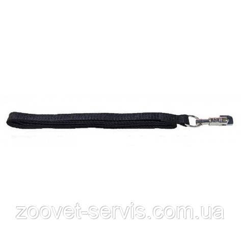 """Поводок для собак синтетическая лента """"Collar"""", черный, 0518, фото 2"""