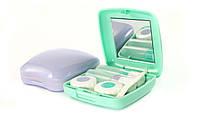 Дорожный набор для хранения контактных линз kaida 868