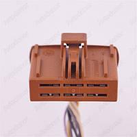 Разъем электрический 10-и контактный (38-18) б/у 321602047