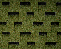 Битумная черепица Icopal Plano Claro зеленый лес, фото 1