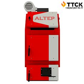 Отопительный котёл на твёрдом топливе Альтеп Trio Uni Plus (КТ-3ЕN) 14 кВт