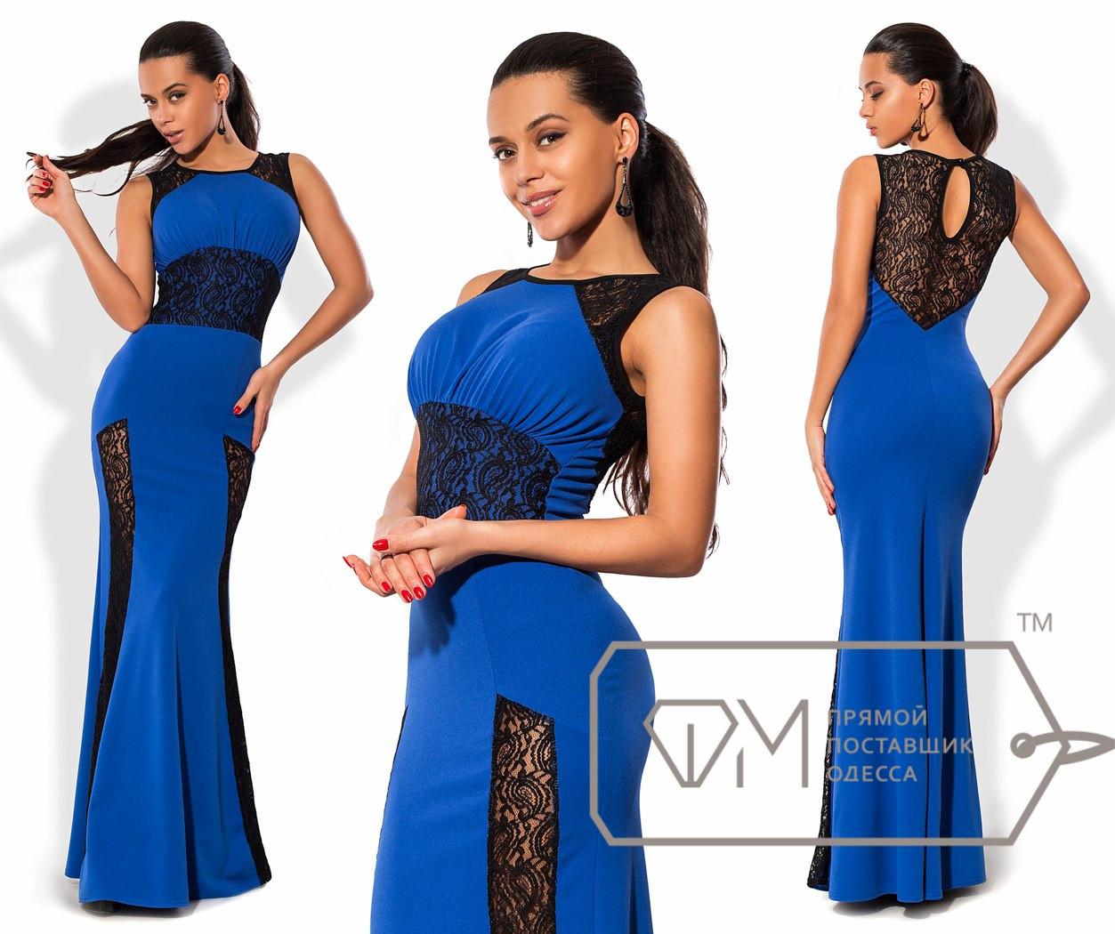 """Вечернее платье """"Дэ-виль"""" размеры: S, M, L"""